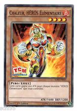 "Yu-Gi-Oh - ""Calore, HERO Elementare"" SDHS-FR005"