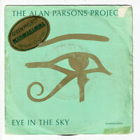 """The ALAN PARSONS PROJECT Vinyl 45T 7"""" EYE IN THE SKY - MAMMAGAMMA -ARISTA 104393"""