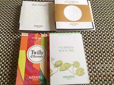 Set of 4 Hermes Women's Fragrance Spray Samples