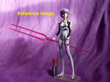 More details for sealed! rei ayanami evangelion kaiyodo action figure repaint ver h7