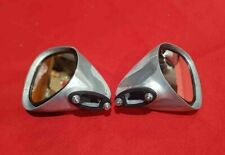 FORD FALCON TEAR DROP EXTERIOR MIRRORS PAIR SUIT XW XY GT GS HO PHASE 3 351 302