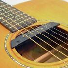 Artec MSP-50 Soundhole Pickup For Acoustic Guitar 6 or 12 String Black OSJ