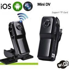MD81 mini sans fil espion HD caméra wifi à distance micro sport DV sécurité Cam