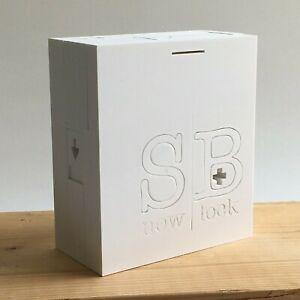 The Snow Block puzzle box - Limited Edition 26 step treasure box