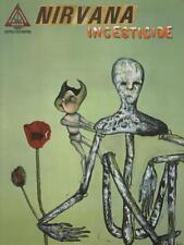 Partition pour guitare - Nirvana - Incesticide