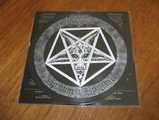 """NECROPHOBIC """"Spawned By Evil"""" PIC LP  unanimated marduk"""