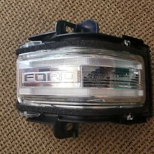 NEW 15-19 OEM Ford F150 Side Rear View TT Mirror-Turn Signal Lens w Spotlight RH
