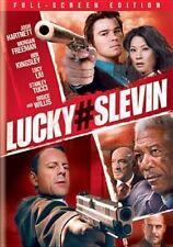 Lucky Number Slevin DVD 2006 Region 1 US IMPORT NTSC by Josh Hartnett