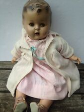 Antique Composition Doll Large 24""