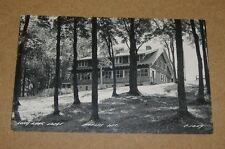 c1955 Long Lake Lodge Phelps Wisconsin RPPC WI