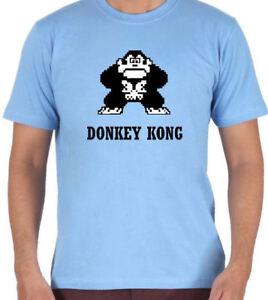 Donkey Kong Retro Nintendo Mario Gaming Arcade T-shirt