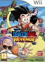Dragon Ball Revenge of King Piccolo | Nintendo Wii | Excellent & Fast Dispatch