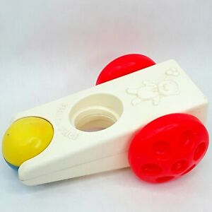 Click n Clatter baby toy car Fisher Price Vintage 1975 1970s