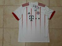 Bayern Munich Third football shirt 2017/2018 Jersey XL Adidas Germany Soccer