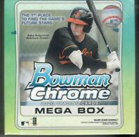 2020 Bowman Chrome Baseball Mega Box Factory Sealed Jasson Dominguez??