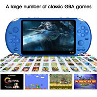 X12 8GB Retro PSP Game Consoles Handheld Portable Built-in 10000 Games Console F