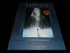 Mathieu Lauffray : Prophet 3 : Pater Tenebrarum Humanoïdes associés 2006 Ed Luxe