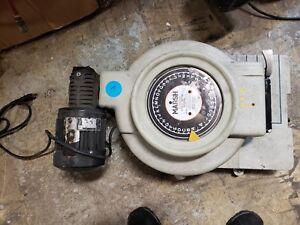 MARSH MODEL E ELECTRIC STENCIL CUTTING/CUTTER MACHINE