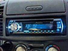 PIONEER DEH-X6500DAB AUX USB CAR RADIO STEREO CD PLAYER DAB+ & LEADS