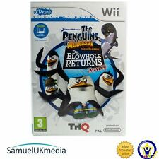 Penguins of Madagascar - Dr. Blowhole Returns Again (Wii) **GREAT CONDITION**