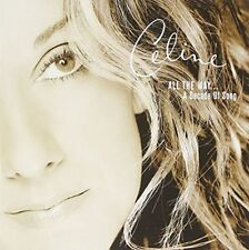 Celine Dion All The Way a Decade of Song 1999 CD