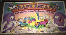 Parker Brothers 1992 The Grape Escape Board game
