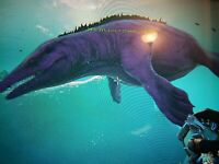 Ark Survival Evolved Xbox One Official PVP Event Clone Mosa unleveled