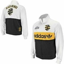 Rare Collectible Adidas Los Angeles Lakers Kobe Bryant Track Jacket