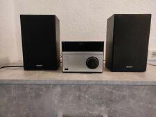 Sony Kompakt Stereoanlage HCD-S20 - Musikanlage mit Fernbedienung