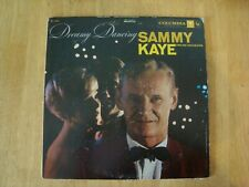 """Vinyl LP Record Sammy Kaye & Orchestra """"Dreamy Dancing"""" Tested Plays Great"""