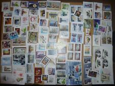 40 grams mixtures Aland stamps on single paper kiloware