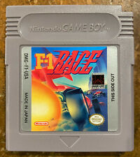 F1 Race Nintendo GameBoy Game (cleaned, polished!)
