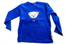 SO 17 Steiff My Little Friend Camiseta de manga larga, azul talla 80 + 86