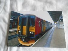 6x4 Photo of East Midlands Trains Class 153-153313 at Derby Railway Station