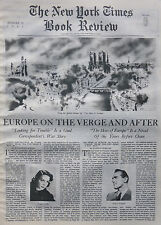SKIES OF EUROPE COWLES - LOW ON WAR HITLER - ETERNAL LONDON FROST 1941 AUGUST 10