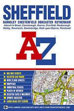 """AS NEW"" Geographers A-Z Map Company, Sheffield Street Atlas (paperback), Book"