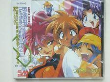 New Saber Marionette J Original Soundtrack #2 OST CD Album TV Anime 24T OBI