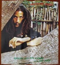 REGGAE-Augustus Pablo‎–Rockers Meets King Tubbys In A Fire House 1980 POSTER M-