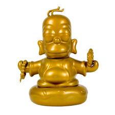 Homer Simpson Golden Buddha Figure, KidRobot - Loot Crate Exclusive ACTION FIGUR