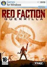 Red Faction Guerrilla - PC DVD - New & Sealed
