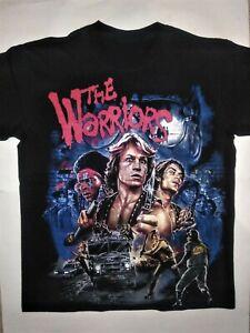 THE WARRIORS T-Shirt Cult Punk Film 1979 Movie Sol Yurick Swan Mercy Ajax Snow