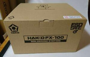 HAKKO FX-100 IH Fer à Souder Soudure Station Neuf De Japon