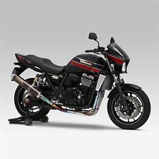Yoshimura Firespec Exhaust System Kawasaki ZRX1200 N S R 2004 Carbon Cyclone