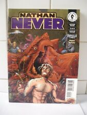 Nathan Never 2 of 6 The darkness in the heart Bonelli-Dark Horse Comics.