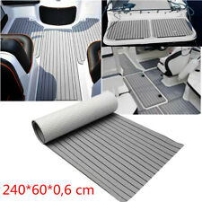 240*60*0.6 cm EVA Anti-slip Foam Cushion Yacht Boat Deck Floor Self-Adhesive Pad