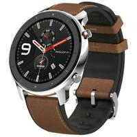 "New Amazfit GTR 47mm Smart Watch 1.39"" GPS AMOLED BT5.0  50ATM Waterproof"
