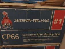 New listing Sherwin-Williams Professional Grade Masking Tape – Cp66 (.94�X60.1yd)