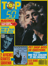 TOP 50 080 (14/9/87) MADONNA JOHNNY HALLYDAY LAVOIE