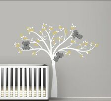 Tall 150CM Removable Koala Tree Fit Baby Vinyl Wall Paper Decal Art Sticker X910