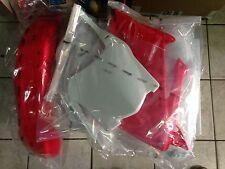 KIT PLASTICHE HONDA CRF 250 2009 09 KIT 5 PZ COLORE ORIGINALE